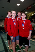 200-Yard Medley Relay