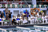 100-Yard Freestyle for Students with Disabilities