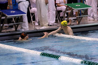 50-Yard Freestyle for Students with Disabilities